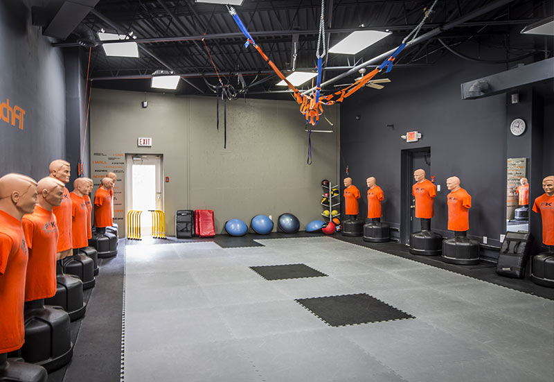 Commercial space remodeling