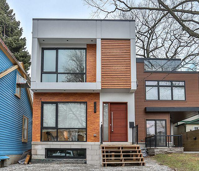 Modern Exterior Design Toronto
