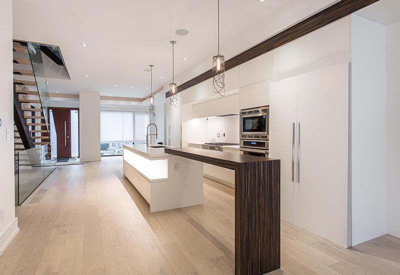 Large Open Kitchen Design Idea