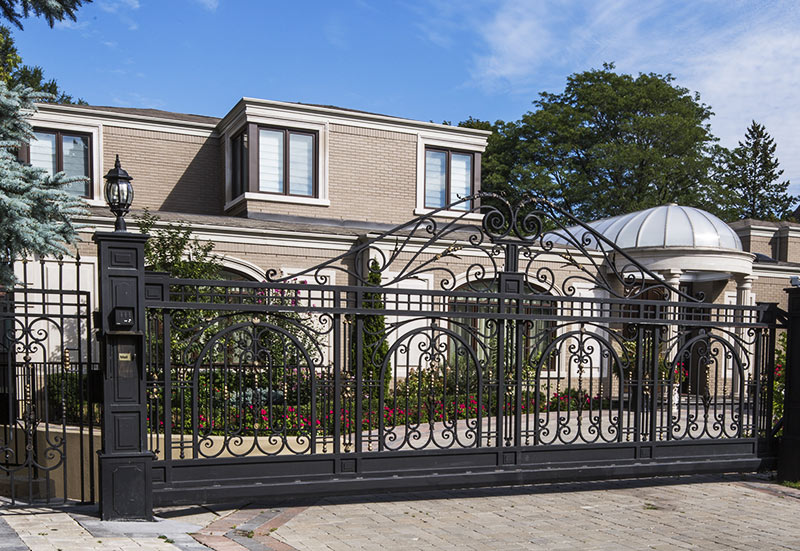 luxury Gate renovation