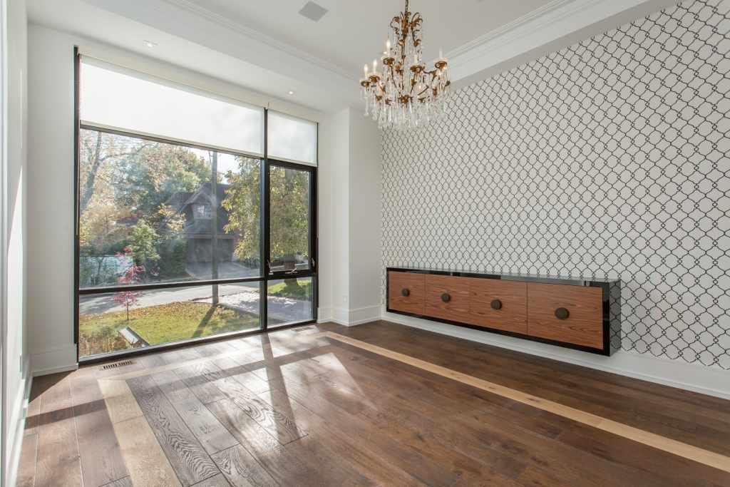 Custom home designed interiors