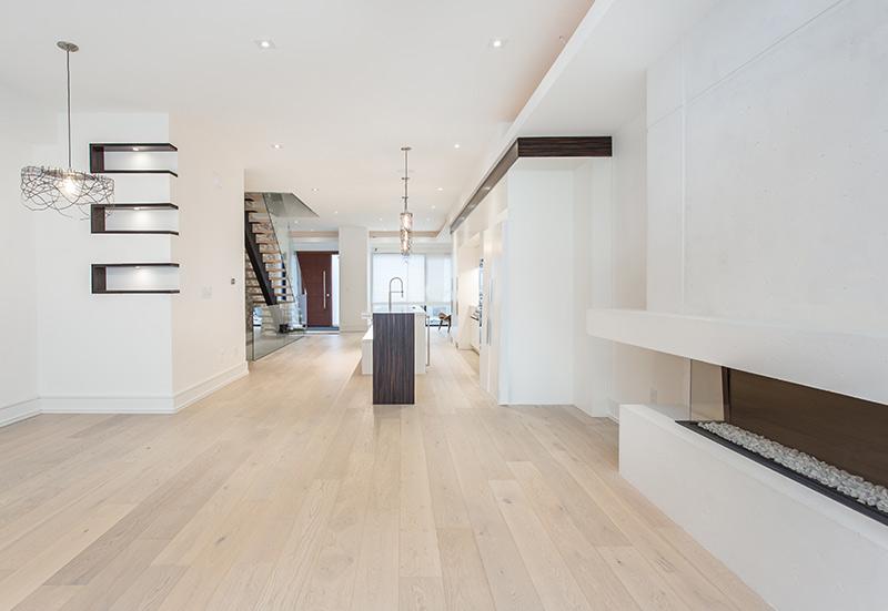 Large Open Interior