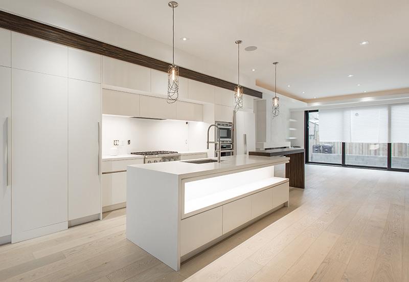 Kitchen Space Interior Design
