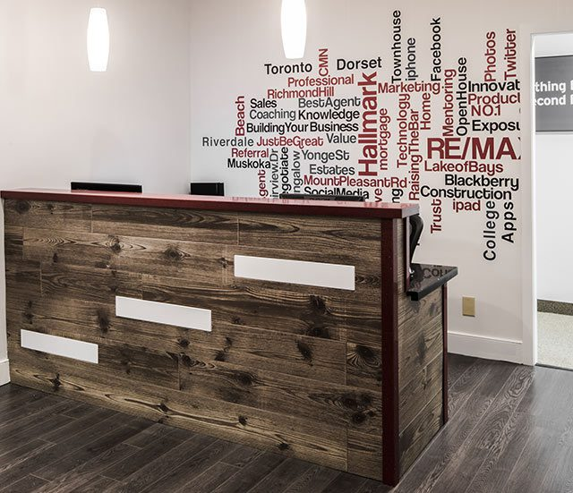 office remodeling Richmond Hill