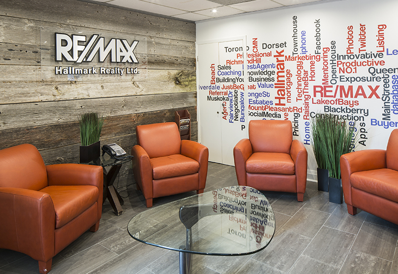 office waiting room remodeling