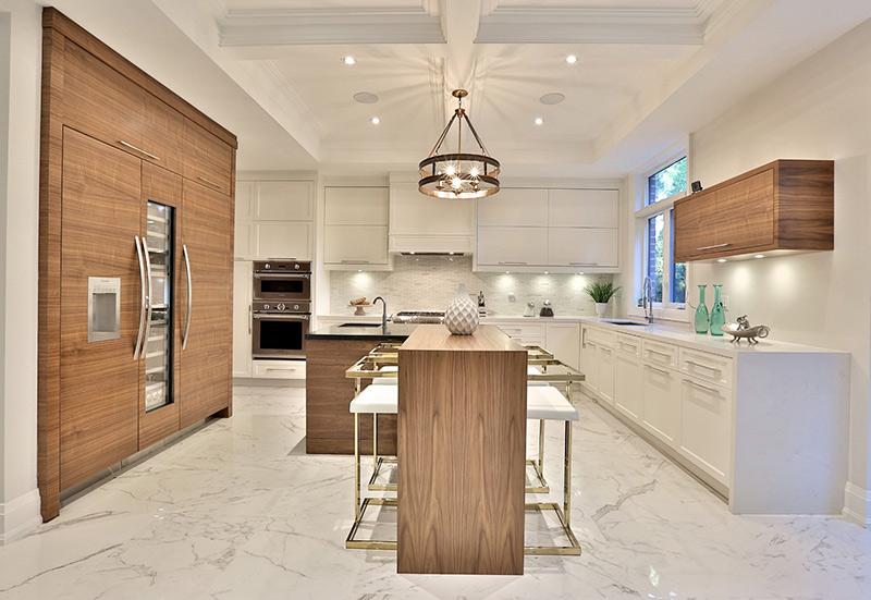custom kitchen island design