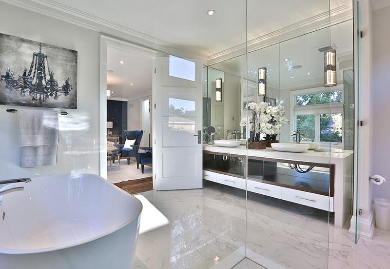 exclusive interior design project