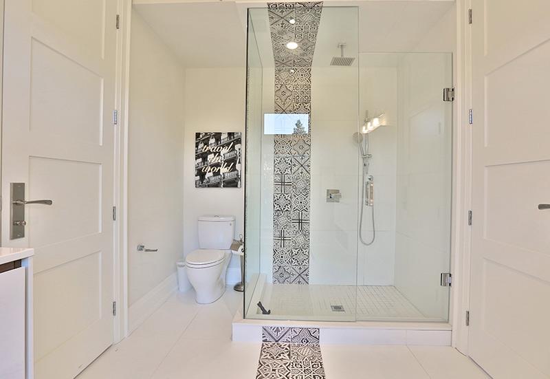 custom tiles shower