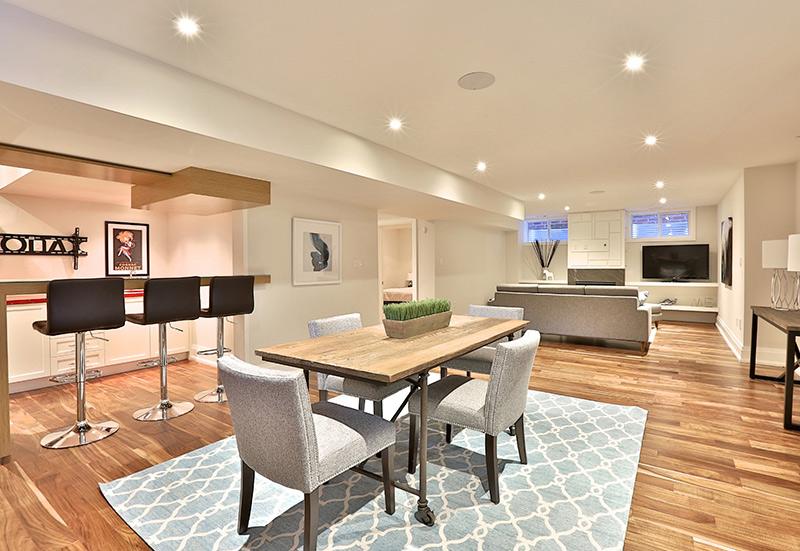dining area interior design