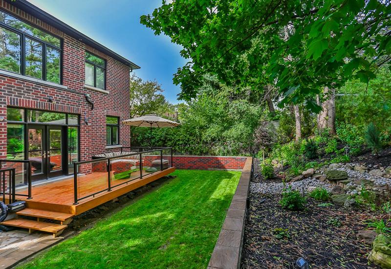 exterior design lawn