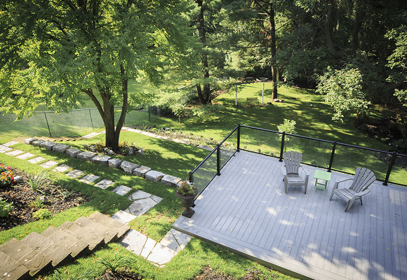 backyard view from above