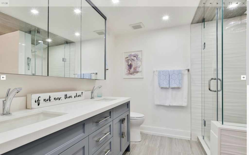 custom condo bathroom remodeling