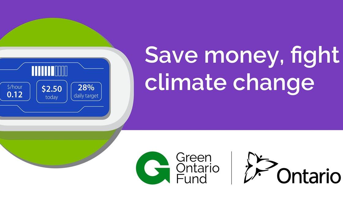 green ontario fund eco-friendly renovation rebates