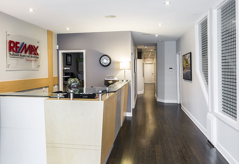office remodeling in Toronto