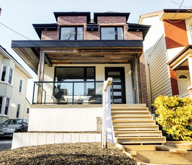 Complete custom home remodeling