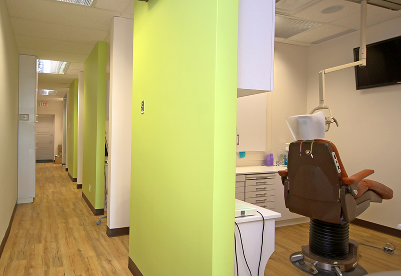Dental Office Renovation and Construction Management