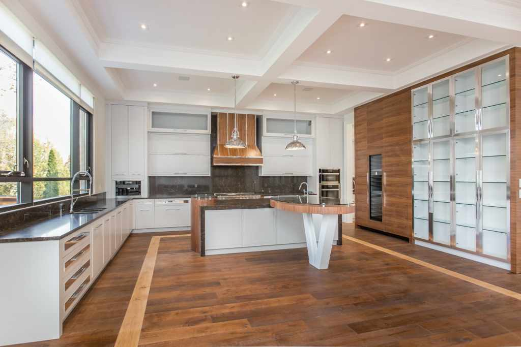 Kitchen Interior designed by Wallzcorp