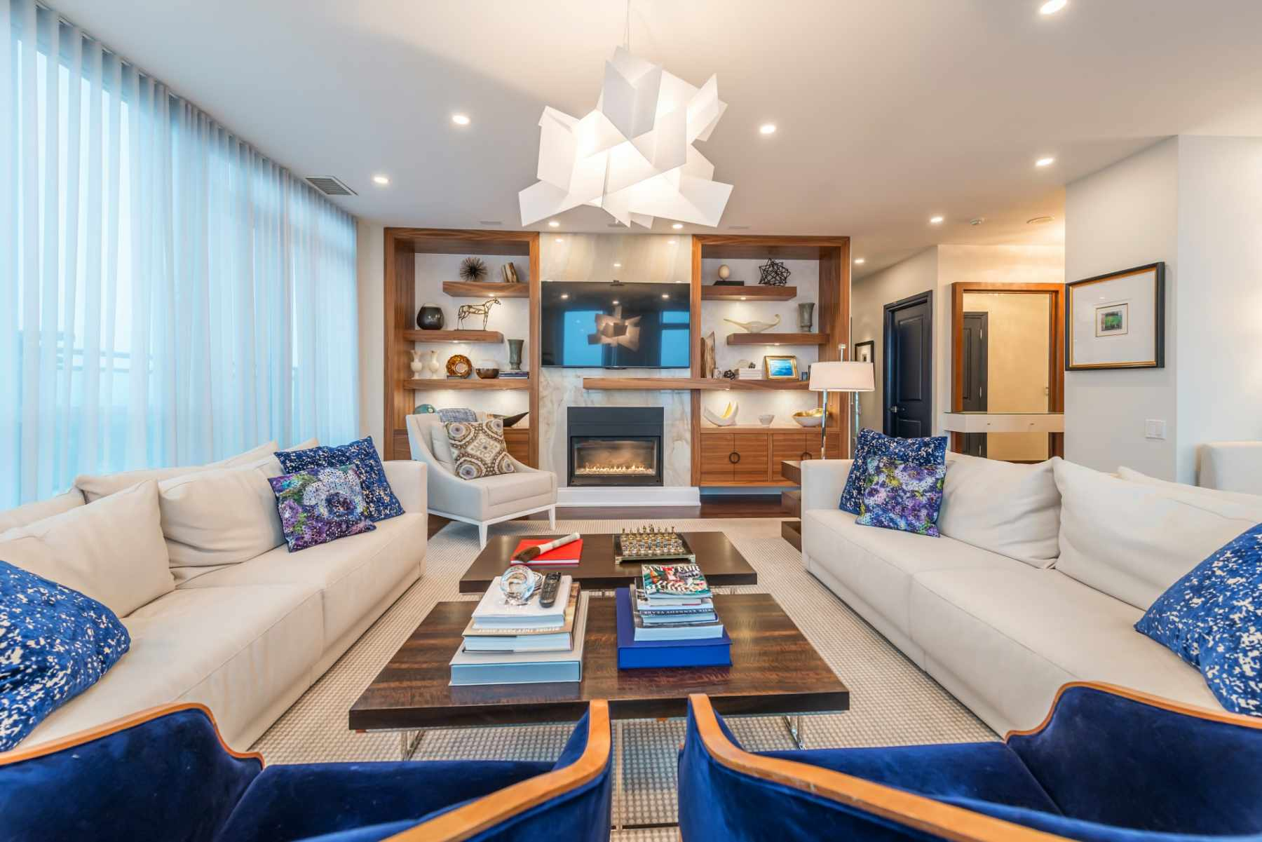 Modern interior designers in Toronto