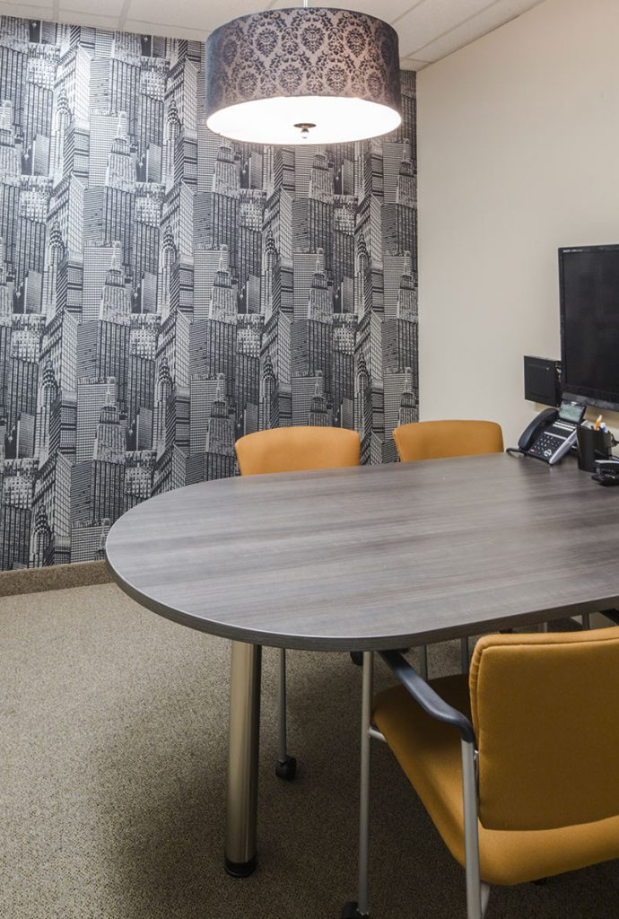 office interior remodeling