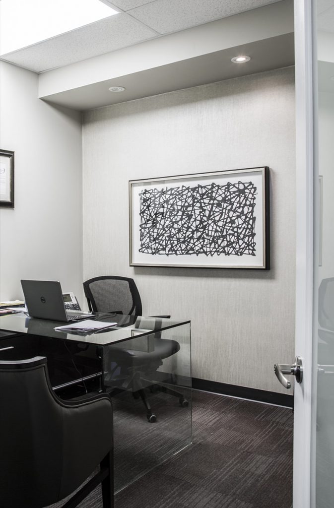custom office remodeling