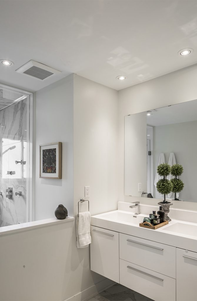 Renovation & Remodeling of a Bathroom